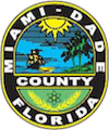 Seal of Miami-Dade County, Florida